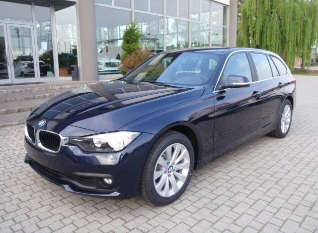 bmw 316d touring business advantage km 0 casalauto. Black Bedroom Furniture Sets. Home Design Ideas